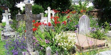 No1. St Mark's Churchyard Tour - (15 Sept) tickets