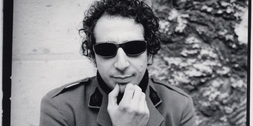 Pablo Krantz (ARG) im Gramsci