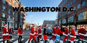 Washington D.C. SantaCon Crawl 2019 [Dupont Circle]