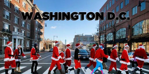 Washington D.C. Santa Crawl 2019 [Dupont Circle]