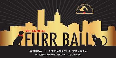 9th Annual Furr Ball