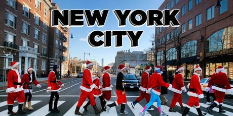 New York City SantaCon Crawl 2019 tickets
