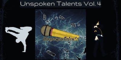 Unspoken Talents Vol. 4