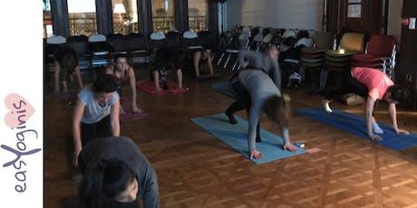 Cours de Yoga Prix Doux : Chaleur, Rires et Bienveillance @easYoginis billets
