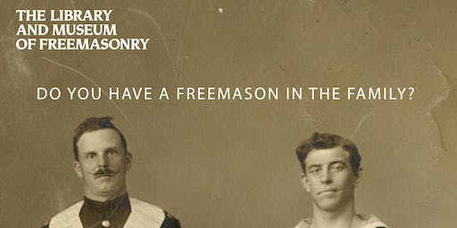 Freemason in the Family Workshop