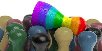 Rainbow Game Night
