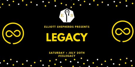 Elliott Shepherds Presents: Legacy tickets