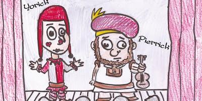 Le Comédiéval Show de Yorick et Pierrick