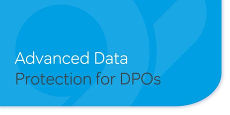 Advanced Data Protection for Data Protection Officers tickets
