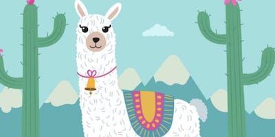 No Drama Llama Cookie Class