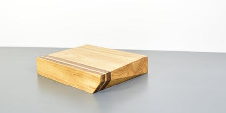Woodworking Course - Cutting Board tickets