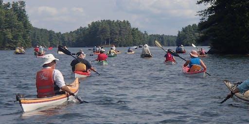NY Canoe Class
