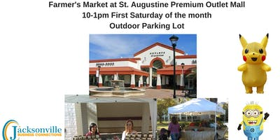 Farmer's Market at the St. Augustine Premium Outlet Mall