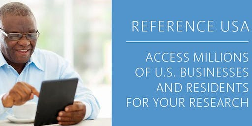 Marketing Your Business Using ReferenceUSA