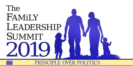 The Family Leadership Summit 2019 tickets
