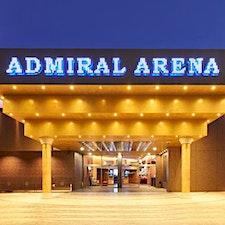 Admiral Arena | Casino Admiral San Roque  logo