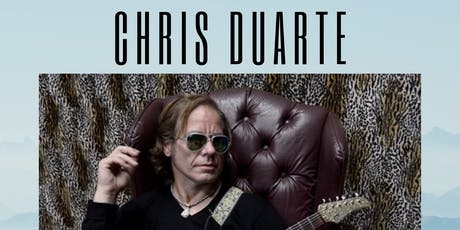 Chris Duarte - Thursday July 11 8pm tickets
