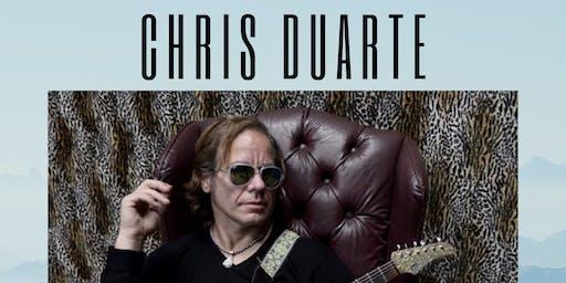 Chris Duarte - Thursday July 11 8pm
