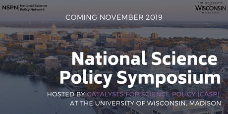 National Science Policy Symposium tickets