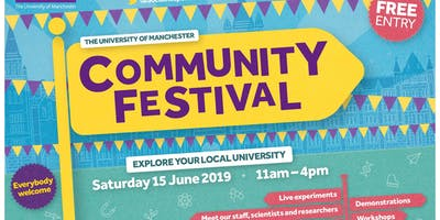 University of Manchester Community Festival