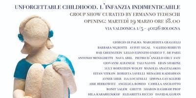 Visita a Unforgettable Childhood. Mostra al Museo Ebraico di Bologna | speciale Card Musei