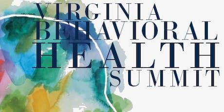 2019 Virginia Behavioral Health Summit Tickets