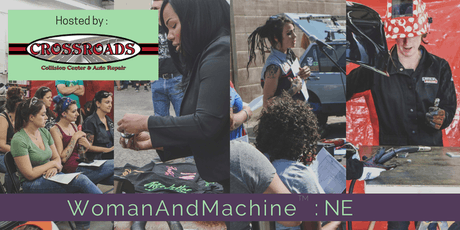 Woman And Machine: New England tickets