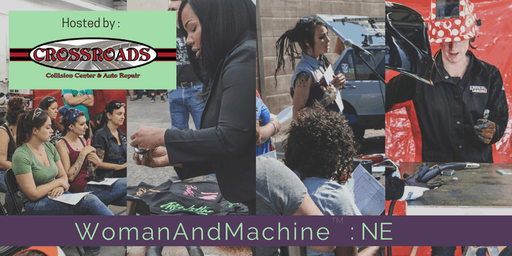 Woman And Machine: New England (Ladies Automotive Workshops/Car Show)