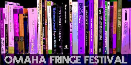 Omaha Fringe Festival - Full Festival Pass