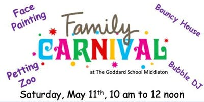 Family Carnival & Open House at The Goddard School