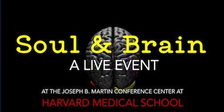 Soul & Brain, Live tickets