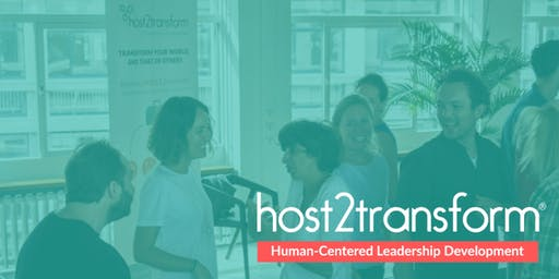 HOST Demo Amsterdam | Humanising Leadership & Business to Make Change Work