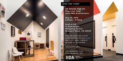 IIDA VAWV HR Pop-Up: Play & Co. Tour