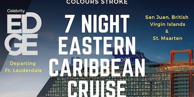 Colours Stroke Eastern Caribbean Cruise