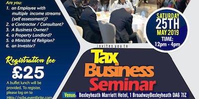NCBS Tax Seminar