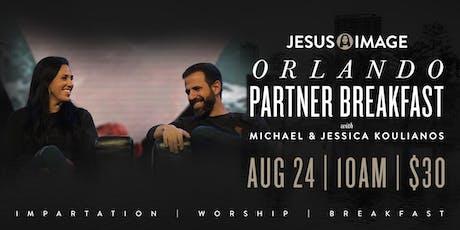 Jesus Image Orlando Partner Breakfast 2019 tickets