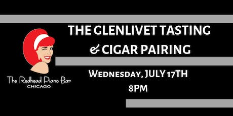 The Glenlivet Tasting & Cigar Pairing tickets