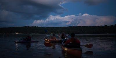 Rock/Creek Full Moon Paddling