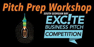 South Georgian Bay exC!te MaRS Pitch Prep Workshop 2019