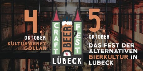 Craft Beer Fest Lübeck Tickets