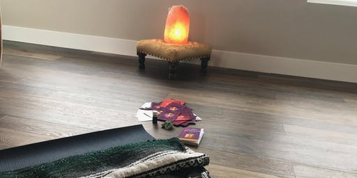 Restore - Relax - Yoga with Reiki Healing Touch - October 24