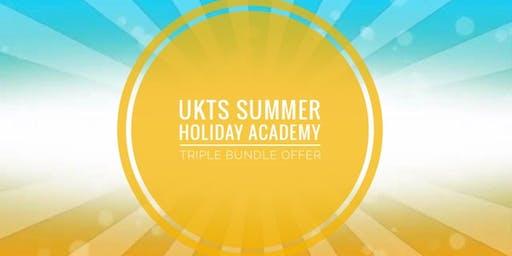 UKTS Summer 2019 Holiday Academies - TRIPLE BUNDLE OFFER