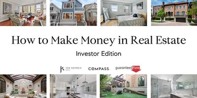 How To Make Money In Real Estate - Investor Happy Hour