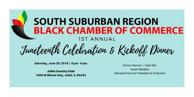 1st Annual Juneteenth Celebration & Kickoff Dinner