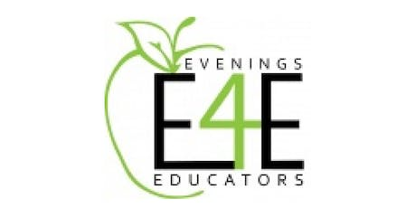 Evenings for Educators: Ready, Set, Print...REPEAT! tickets