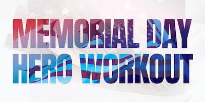Memorial Day Hero Workout