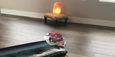 Relax and Restore - Yoga with Reiki - June 20