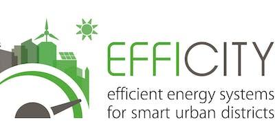 Efficity: sistemi energetici efficienti per distretti urbani intelligenti