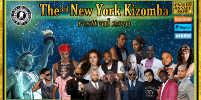 The 3rd NY Kizomba Festival