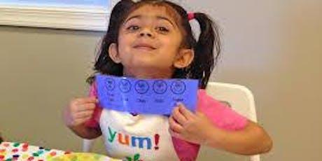 Preschool Food Adventure Camp 3-6 year olds tickets